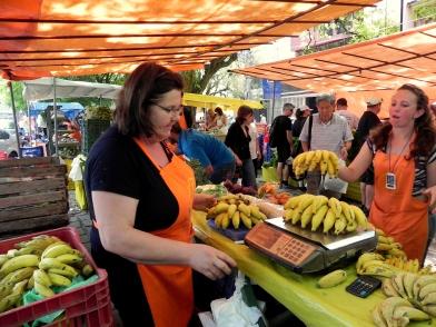 Feira dos Agricultores Ecologistas - Porto Alegre RS - Foto: D'Orleãs Fernando